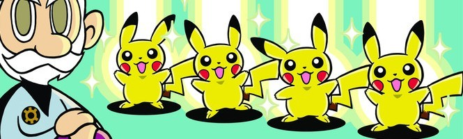 Deux nouveaux jeux pour Pikachu ?