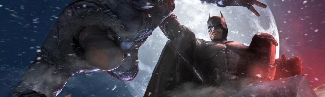 [Test] Batman : Arkham Origins