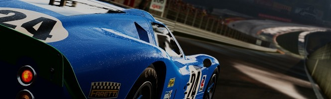 Project CARS sur PS4 et Xbox One