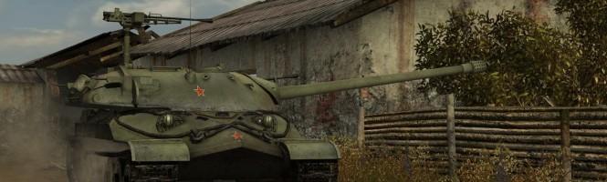 Une bêta pour World of Tanks sur Xbox 360