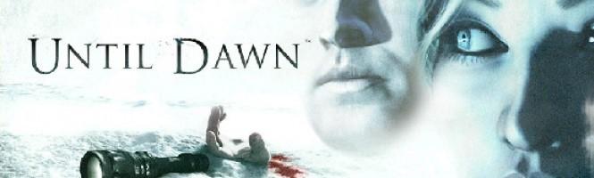 Des nouvelles de Until Dawn... un peu
