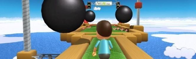 Wii Fit U repoussé d'une semaine