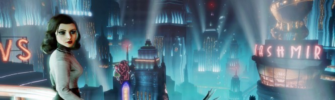 [Test] Bioshock Infinite : Tombeau sous-marin - Épisode 1