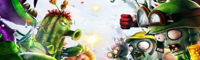 [Preview] Plants VS Zombies : Garden Warfare