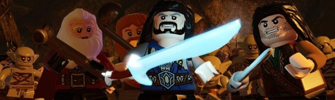 Lego Le Hobbit annoncé pour 2014