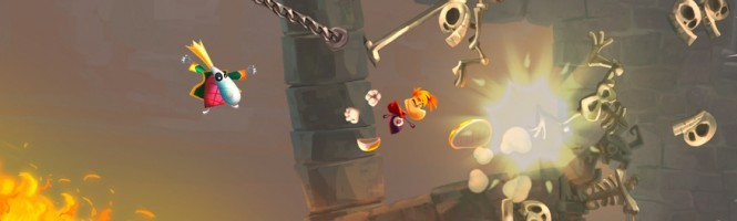 Rayman Legends : le mode Invasion sur PSVita
