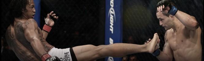 EA Sports UFC se montre