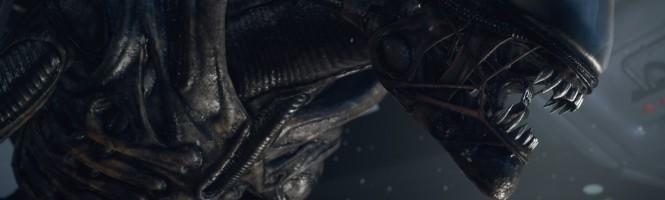 Premières images pour Alien : Isolation