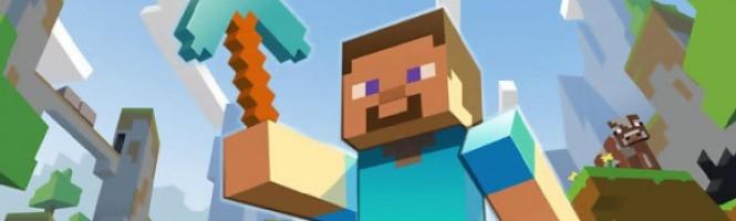 Minecraft sur PS3 mercredi
