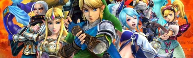 Hyrule Warriors : Dynasty Warriors chez Link