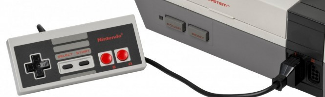 Nintendo recycle la NES (encore)