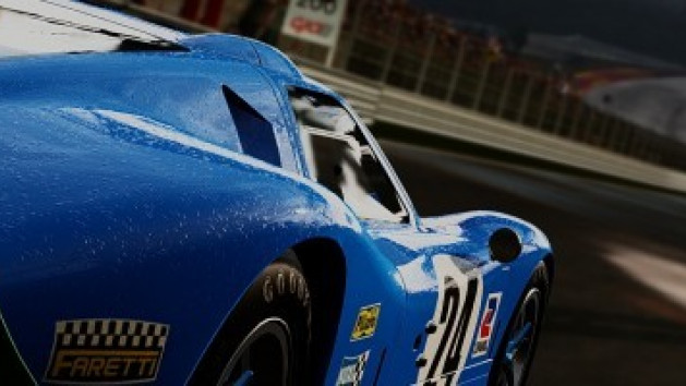 Project CARS s'exhibe... Encore