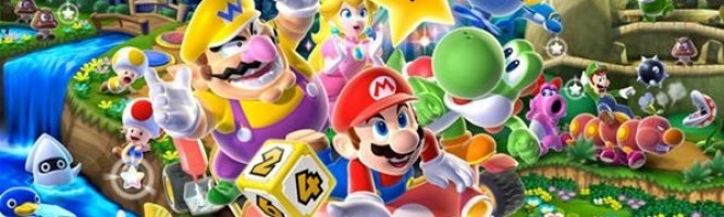 [Test] Mario Party : Island Tour