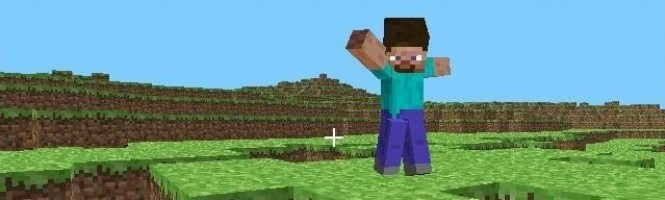 Minecraft PS3 dépasse le million