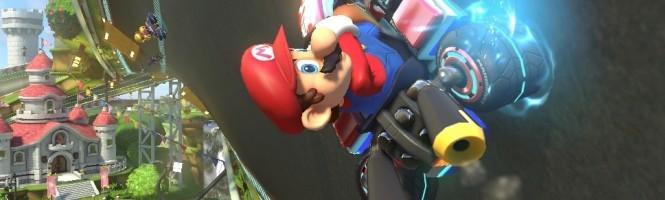 Mario Kart 8 se trouve un mois de sortie