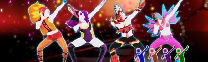 Just Dance 2014 et les DLC de la St Valentin