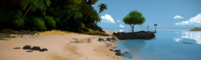 The Witness s'illustre sous son charme naturel