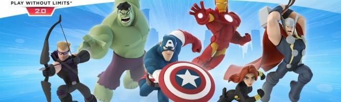 Disney Infinity 2.0 en août