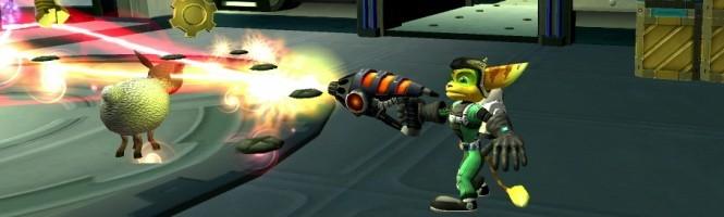 Ratchet & Clank Trilogy sur PSVita