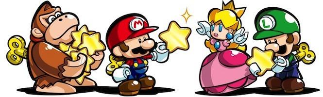 [E3 2014] Mario vs Donkey Kong sur Wii U