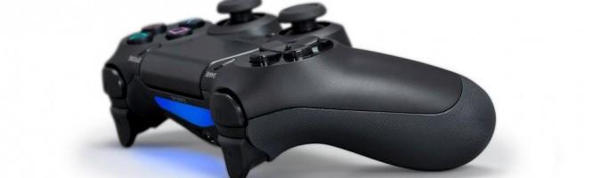 Un pad bleu pour la PS4
