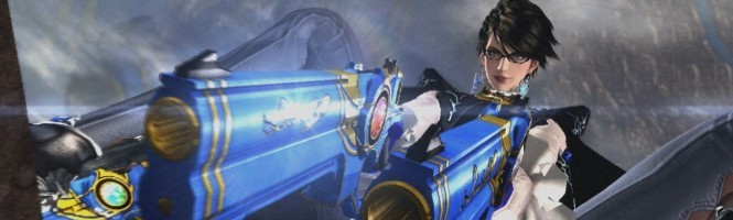 Des tonnes d'images pour Bayonetta 2