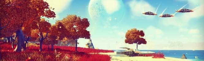 No Man's Sky : l'histoire derrière le jeu
