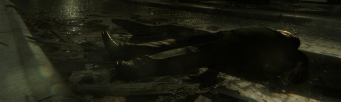 Clé sous la porte pour Airtight Games (Murdered)