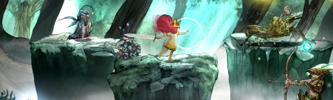 Child of Light désormais sur Vita