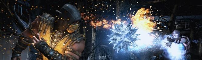 Une poignée d'images pour Mortal Kombat X