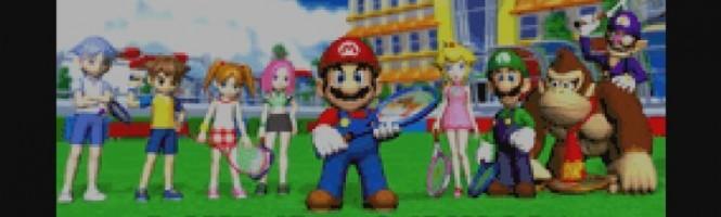 [Test] Mario Power Tennis