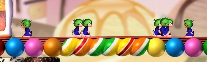 [Test] Lemmings Touch