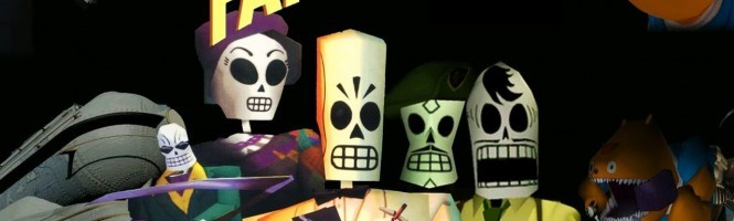 Grim Fandango HD sur PC, Mac et Linux