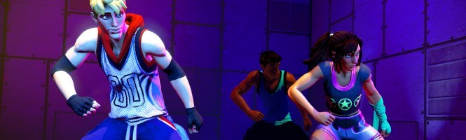 Une date pour Dance Central : Spotlight