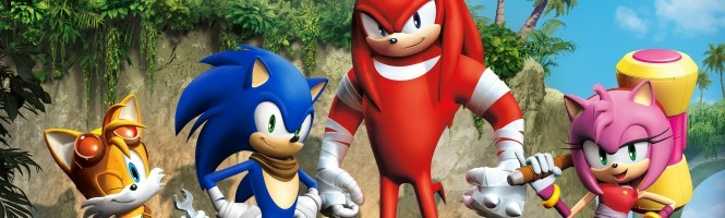 Sonic Boom : les dates US