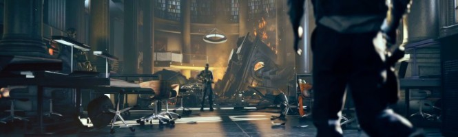 [GC 2014] Quantum Break montre son gameplay