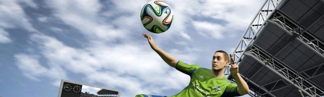Fifa 15 : la démo sur Xbox One