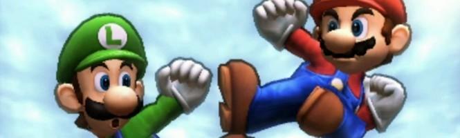 Une MàJ au lancement de Smash Bros 3DS