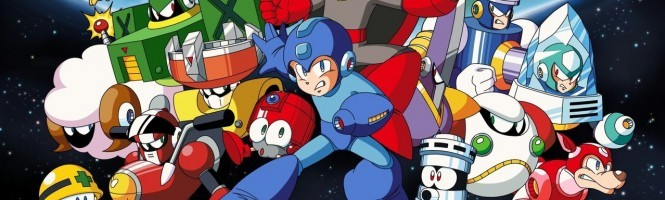 [Test] Megaman 6