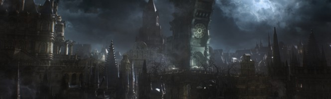 Bloodborne lance son alpha
