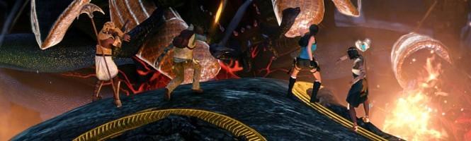 Lara Croft and the Temple of Osiris s'illustre