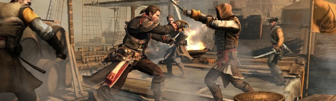 Assassin's Creed Rogue aussi sur PC