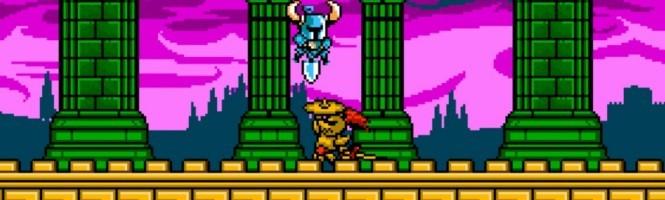Shovel Knight sur Wii U et 3DS en novembre