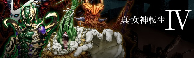 Une (nouvelle) date pour Shin Megami Tensei IV