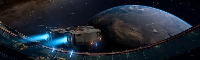[Preview] Elite : Dangerous