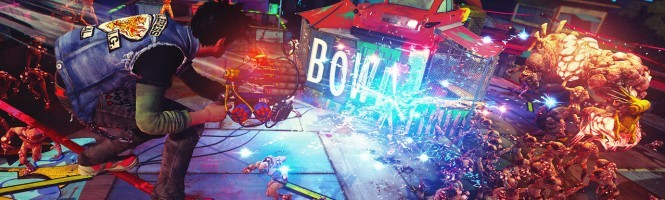[Test] Sunset Overdrive