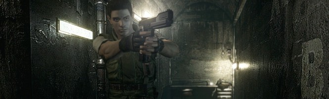 Resident Evil HD : le lifting en vidéo