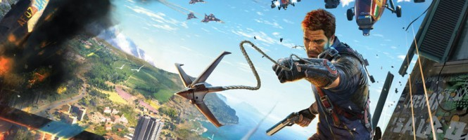 Just Cause 3 officiellement annoncé
