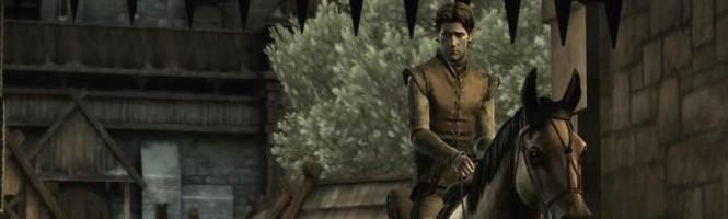 Les premières images de Game of Thrones