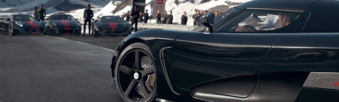 Driveclub : des DLC offerts